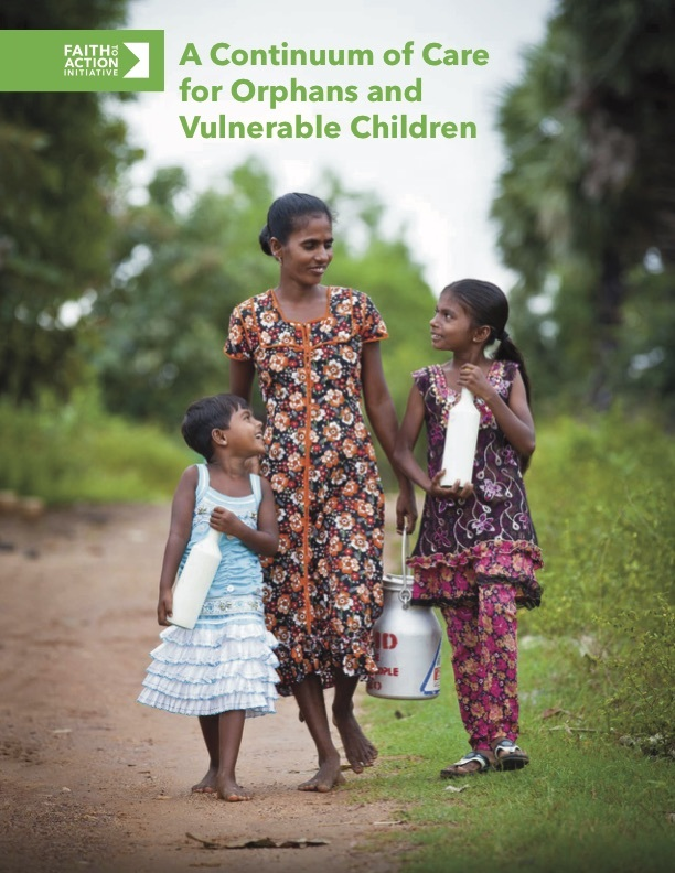 A Continuum of Care for Orphans and Vulnerable Children